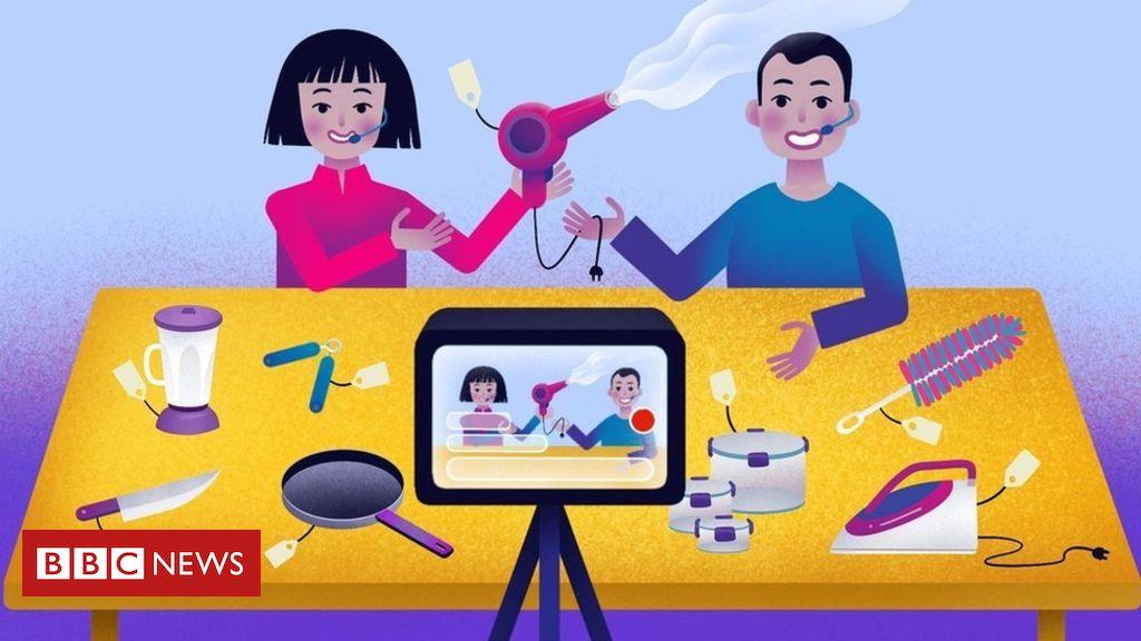 Internet marketing Coronavirus: Can live-streaming save China's economy?