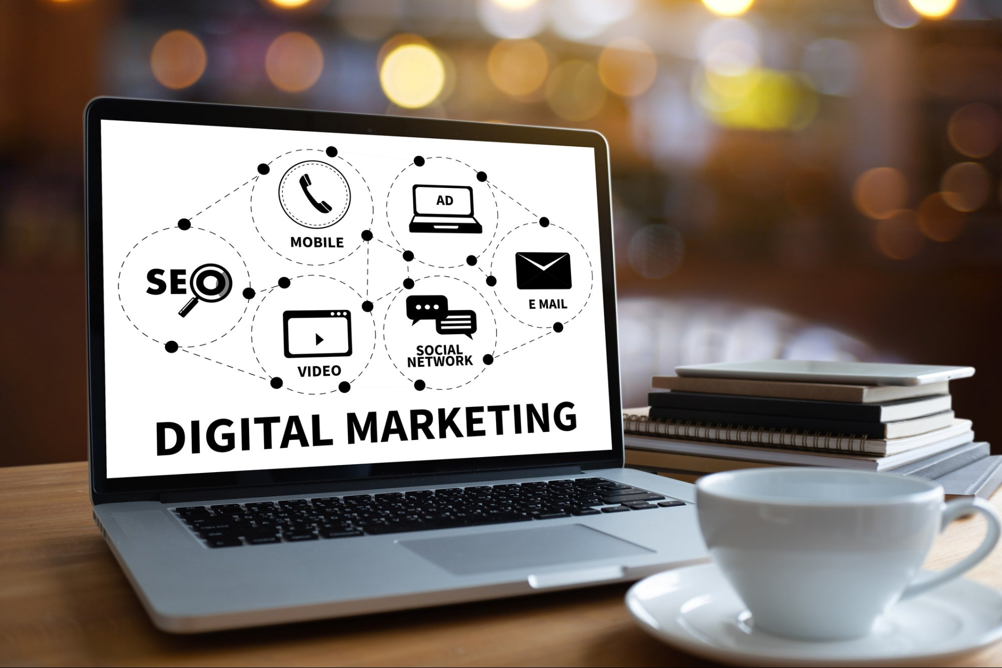 Internet marketing 5 Ways a Digital Marketer Can Supercharge Your Online Outreach