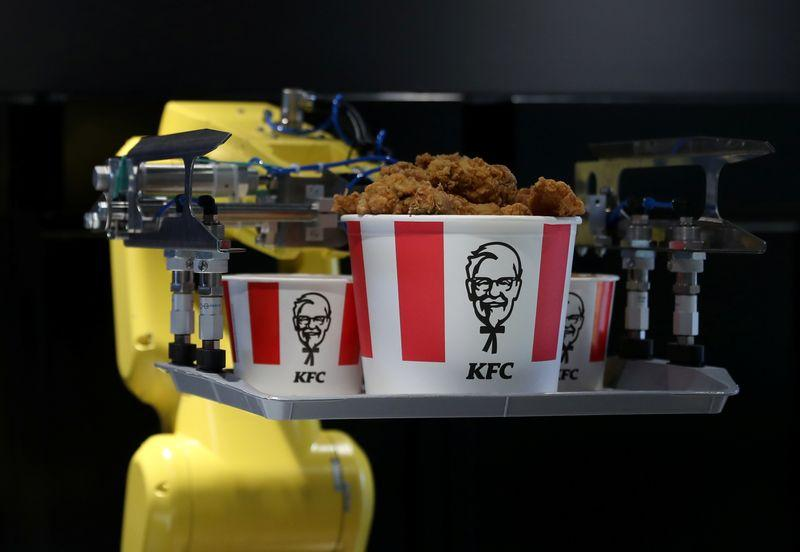 Internet marketing Breakingviews – Corona Capital: KFC ditches finger lickin' – Reuters