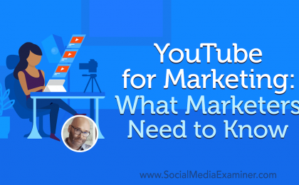 Internet marketing YouTube for Marketing: What Marketers Need to Know